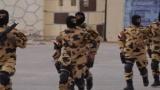 نشر قوات من الصاعقة المصرية في تيران وصنافير