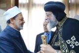 البابا تواضروس في ضيافة الإمام الطيب