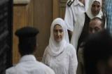الحكم بـ4 سنوات سجن لياسمين النرش وتغريمها 50 الف جنيه فى واقعة المطار