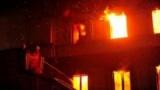 حريق هائل بمصنع بـ كفر الشيخ.. وتحرك 12 سيارة من الحماية المدنية