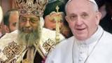 اول تعليق من البابا تواضروس على زيارة بابا الفاتيكان لمصر