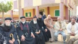 بالصور...قبطي يتبرع بقطعة أرض لبناء مسجد بالقليوبية