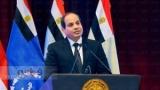 الوفد الأمريكي يؤكد للسيسي اعتزامهم توجيه استثماراتهم إلى مصر