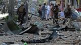 سقوط أكثر من 50 قتيلا في تفجير قرب مظاهرة