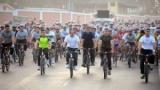الرئيس السيسي يتقدم ماراثون الشباب في شرم الشيخ ويوجه رسالة إلى العالم