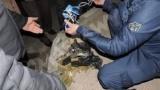 قنبلة بدائية الصنع خلف محطة قطارات بالإسكندرية