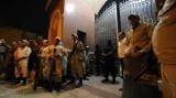 بالصور.. الوضع الأمني لقرية الفتنة الطائفية «صفط الخرسا»