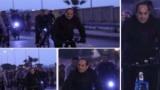 بالصور.. الرئيس يشارك طلاب أكاديمية الشرطة فى سباق بشوارع التجمع الخامس