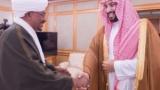 البشير من السعودية معكم ضد مصر!