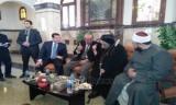 بالصور | وزير التنمية المحلية يتفقد دير العذراء بقرية درنكة بأسيوط