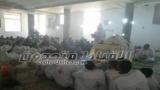 عــاجل| اعتصام كاهن قرية الشيخ علاء بعد غلق كنيسته ومنع دخول الأقباط